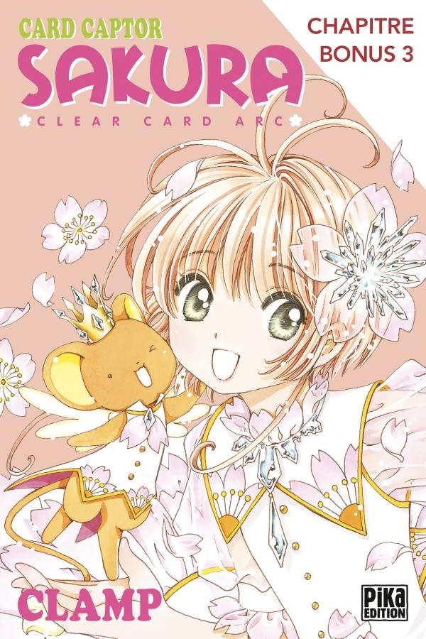 Card Captor Sakura - Clear Card Arc Chapitre Bonus 3