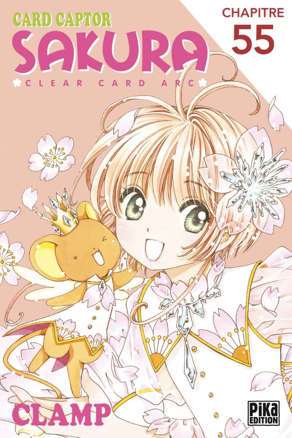 Card Captor Sakura - Clear Card Arc Chapitre 55