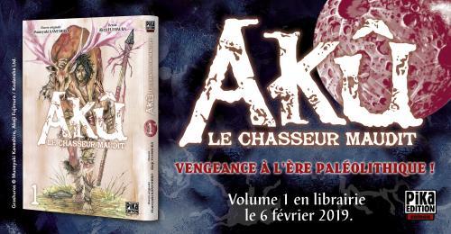 Akû Le Chasseur Maudit Bannière Annonce