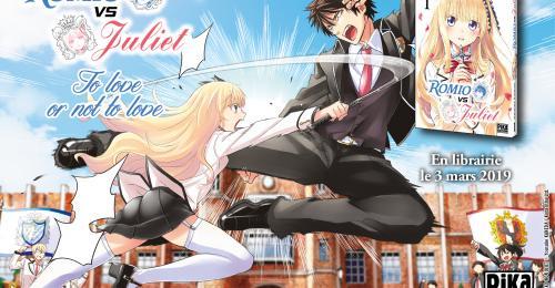 Bannière Annonce Romio vs Juliet