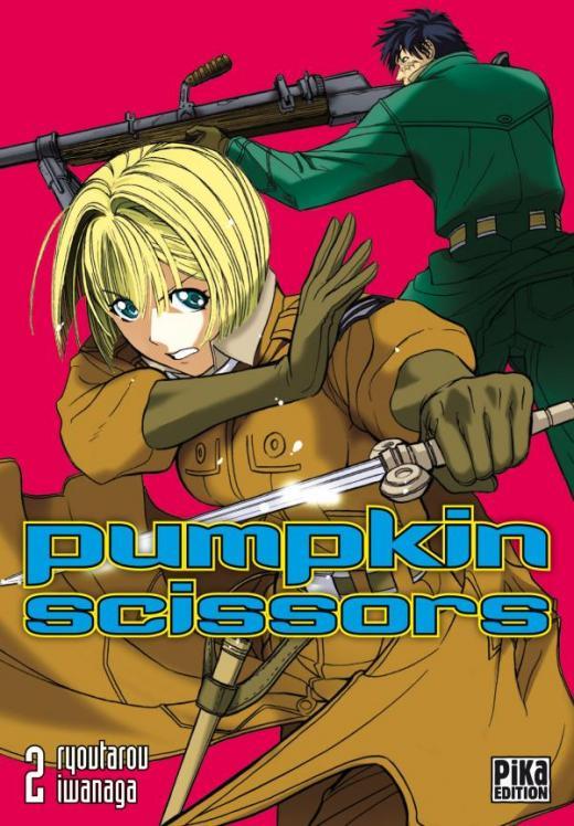 Pumpkin Scissors T02