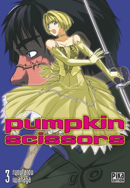 Pumpkin Scissors T03