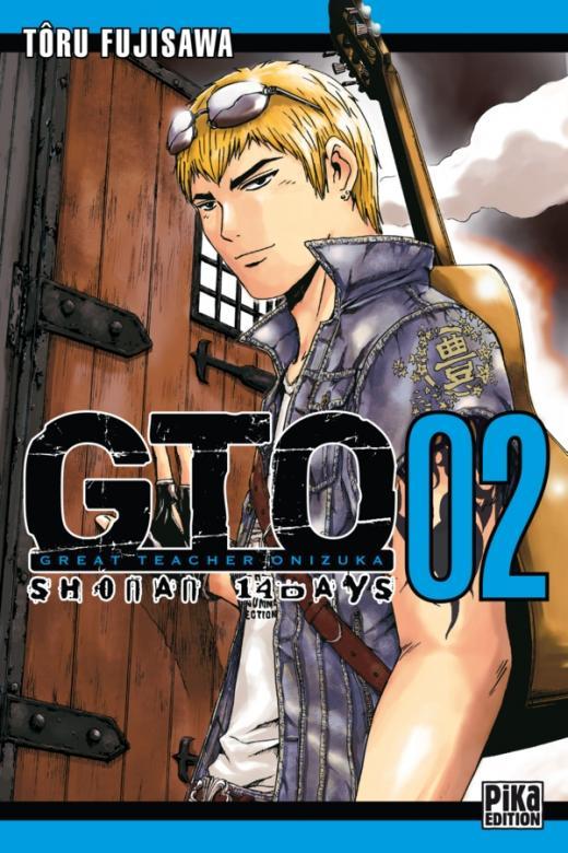 GTO Shonan 14 Days T02