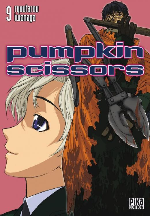 Pumpkin Scissors T09
