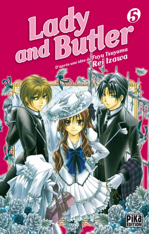 Lady and Butler T05