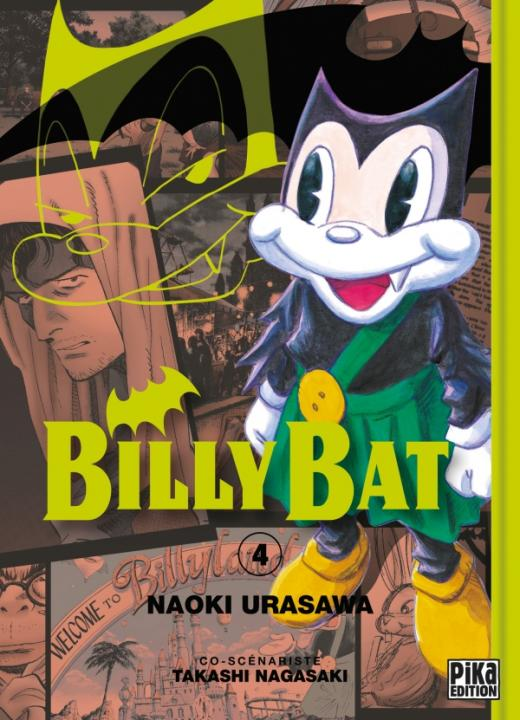 Billy Bat T04