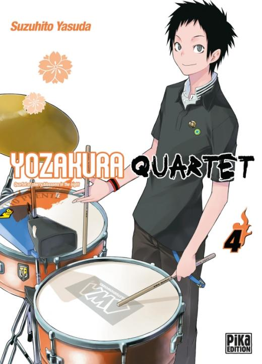 Yozakura Quartet T04