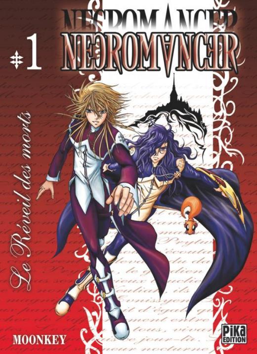 Necromancer T01