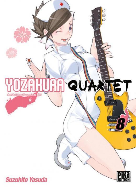 Yozakura Quartet T08