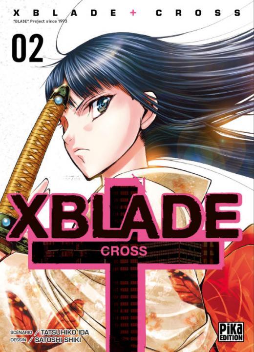 XBlade Cross T02