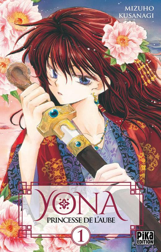 Yona, Princesse de l'Aube T01