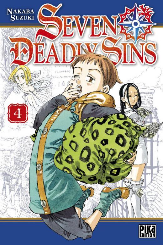 Seven Deadly Sins T04