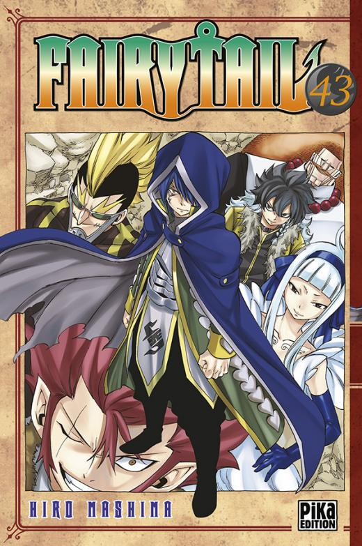 Fairy Tail T43