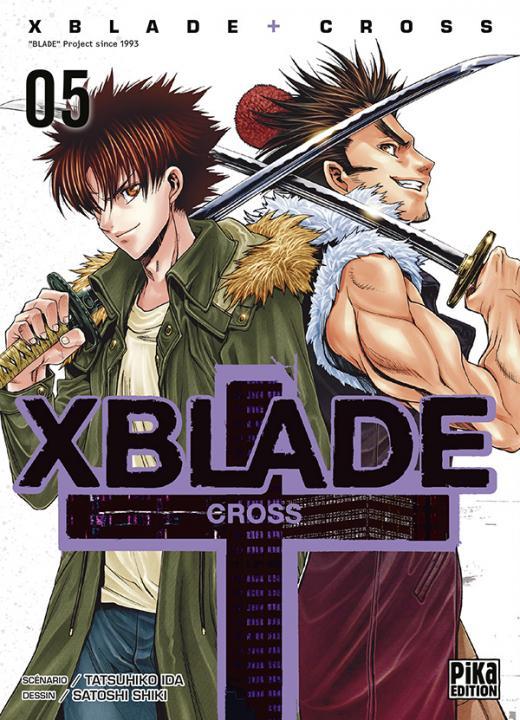 XBlade Cross T05