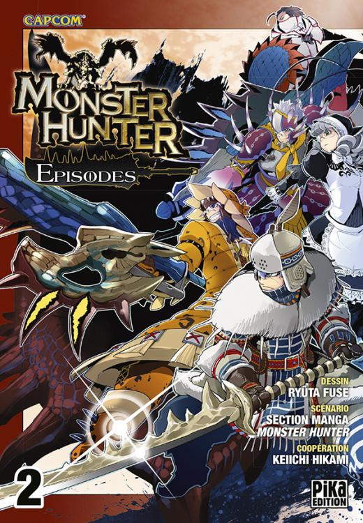 Monster Hunter Episodes T02