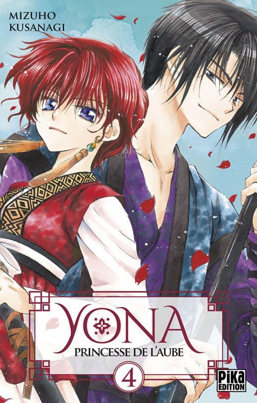 Yona, Princesse de l'Aube T04