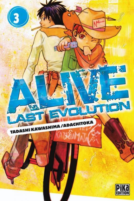 Alive T03