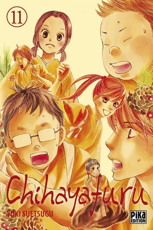 Chihayafuru T11