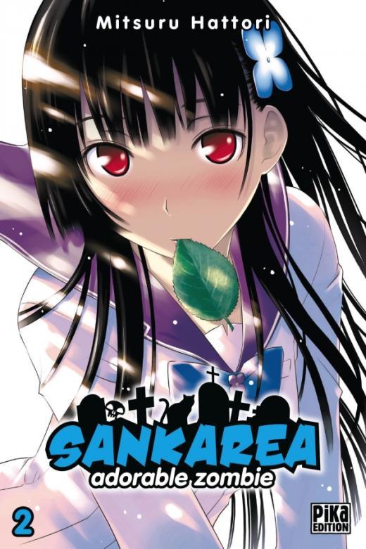 Sankarea T02
