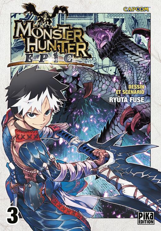 Monster Hunter Epic T03