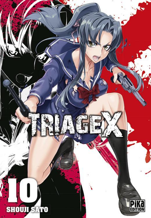 Triage X T10