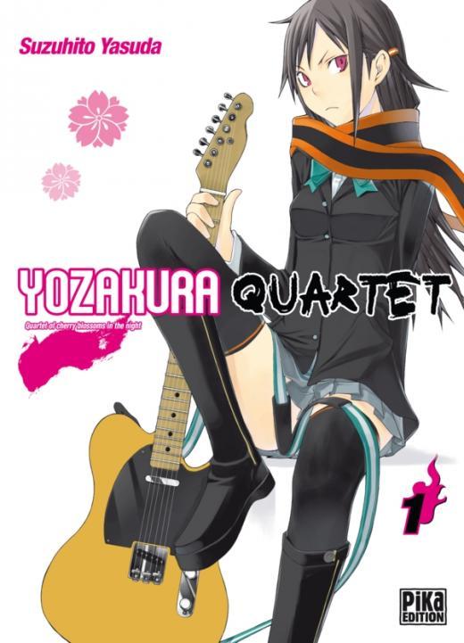 Yozakura Quartet T01