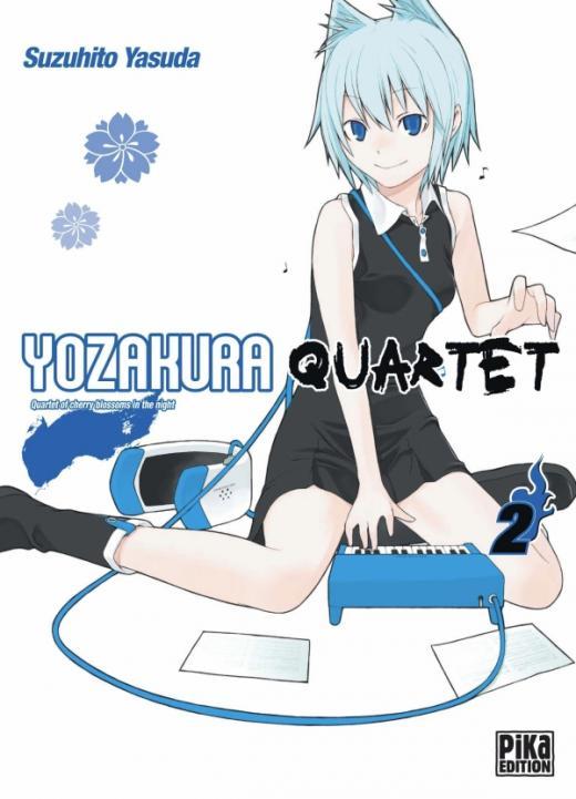 Yozakura Quartet T02