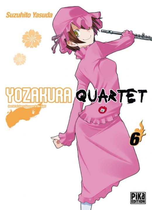 Yozakura Quartet T06