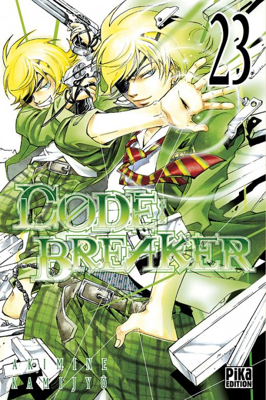 Code:Breaker T23
