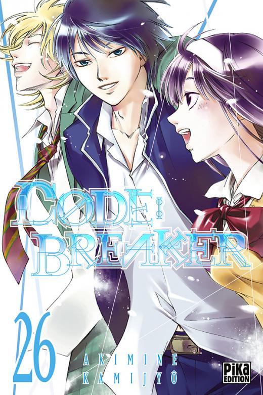 Code:Breaker T26