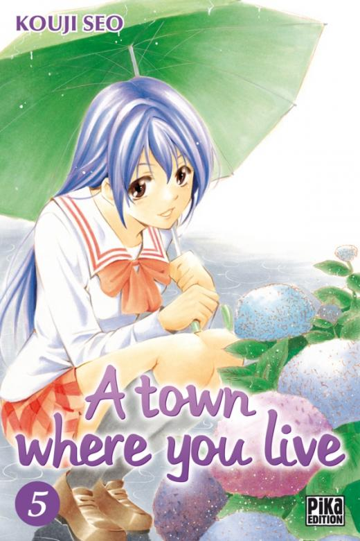A town where you live T05