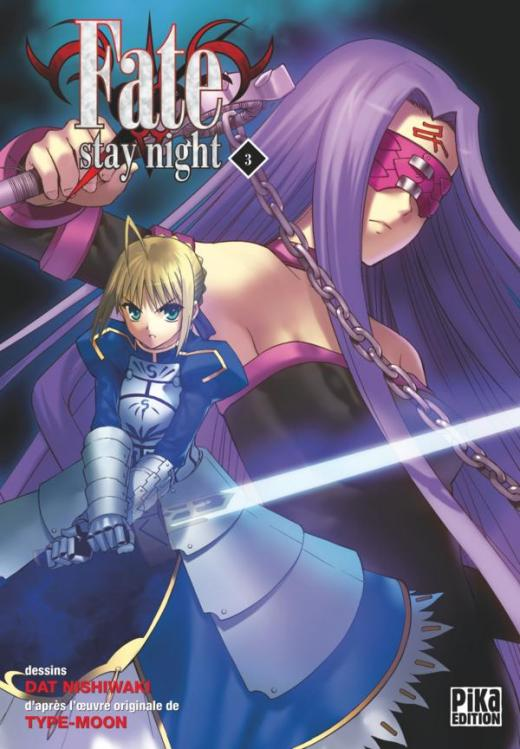 Fate Stay Night T03
