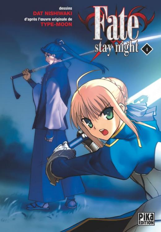 Fate Stay Night T04