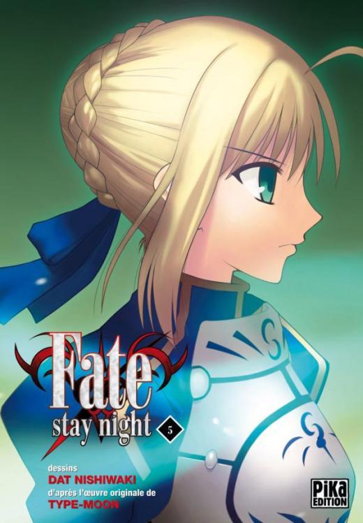 Fate Stay Night T05