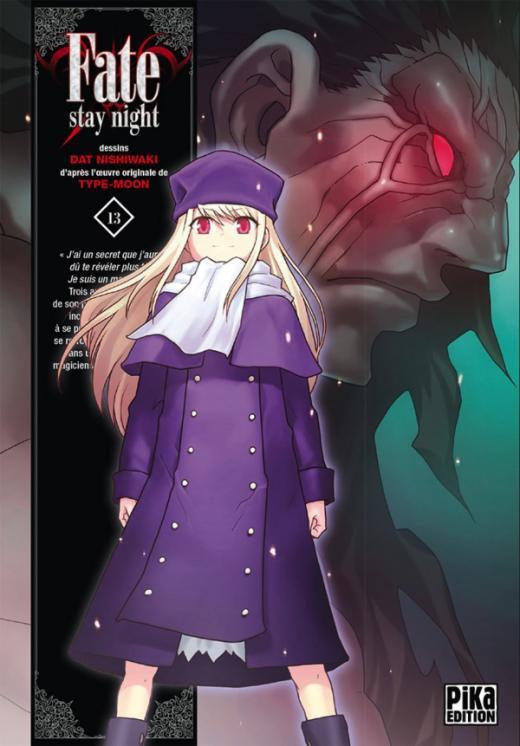 Fate Stay Night T13