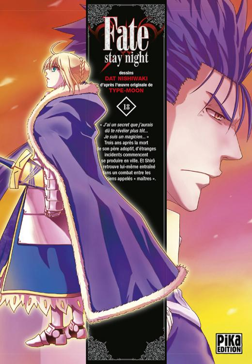 Fate Stay Night T18