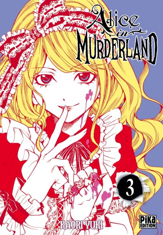 Alice in Murderland T03