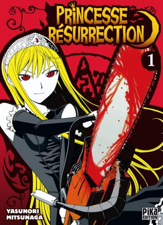 Princesse Résurrection T01
