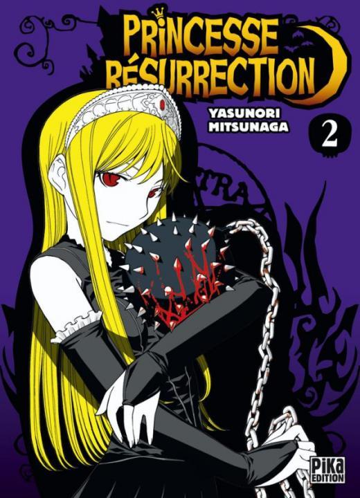 Princesse Résurrection T02