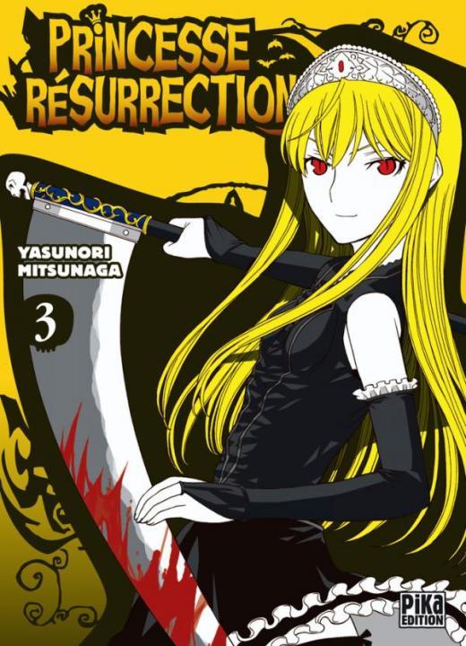 Princesse Résurrection T03
