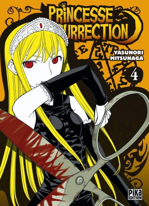 Princesse Résurrection T04
