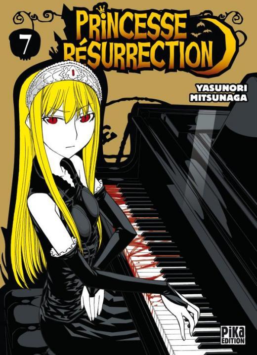 Princesse Résurrection T07