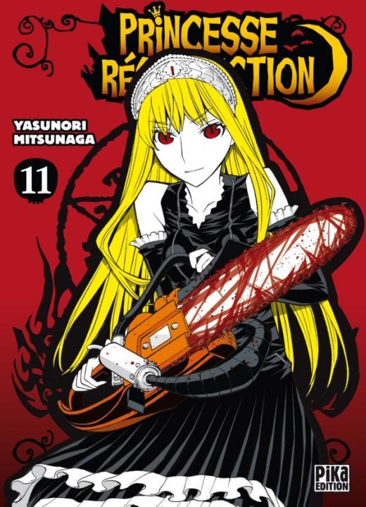 Princesse Résurrection T11