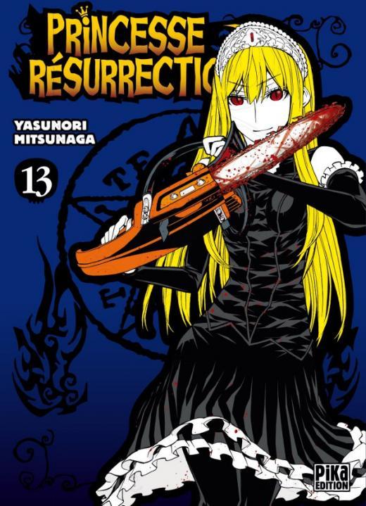 Princesse Résurrection T13