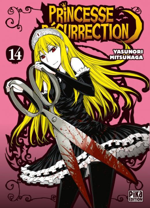 Princesse Résurrection T14