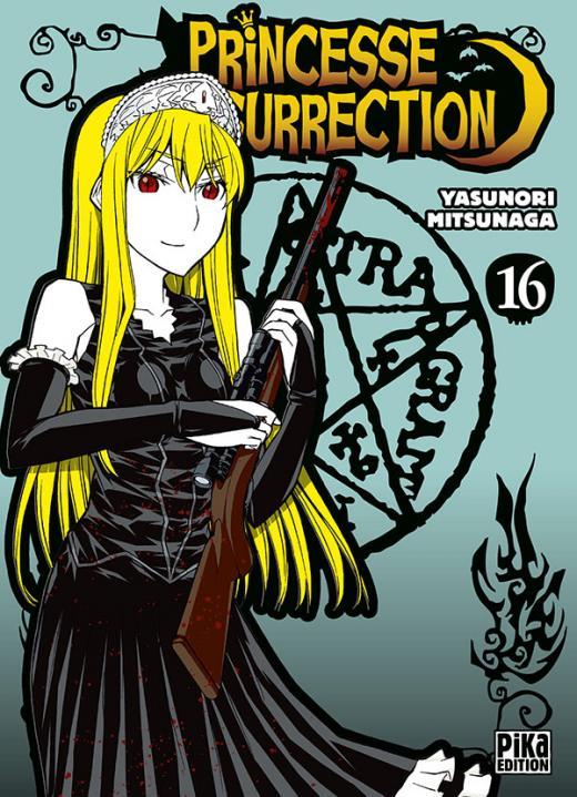 Princesse Résurrection T16