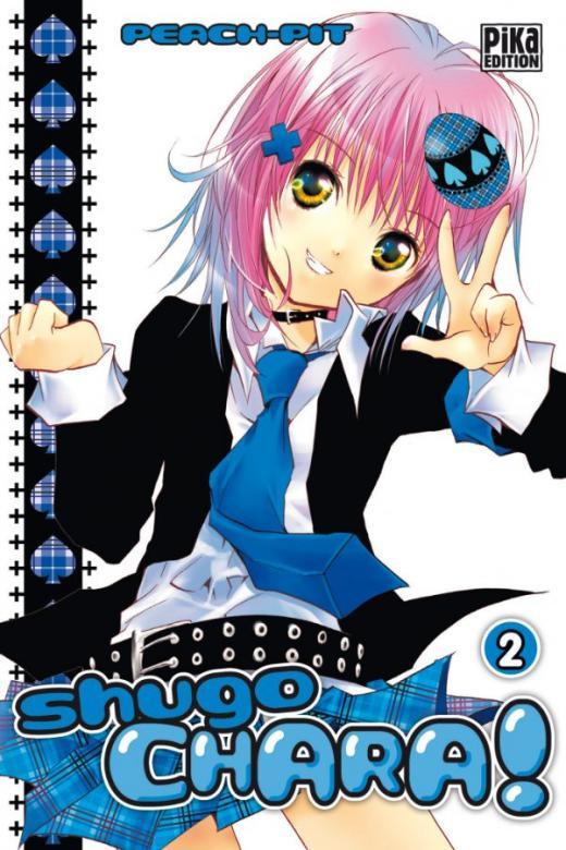 Shugo Chara ! T02