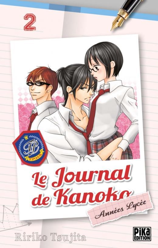 Le journal de Kanoko - Années lycée T02