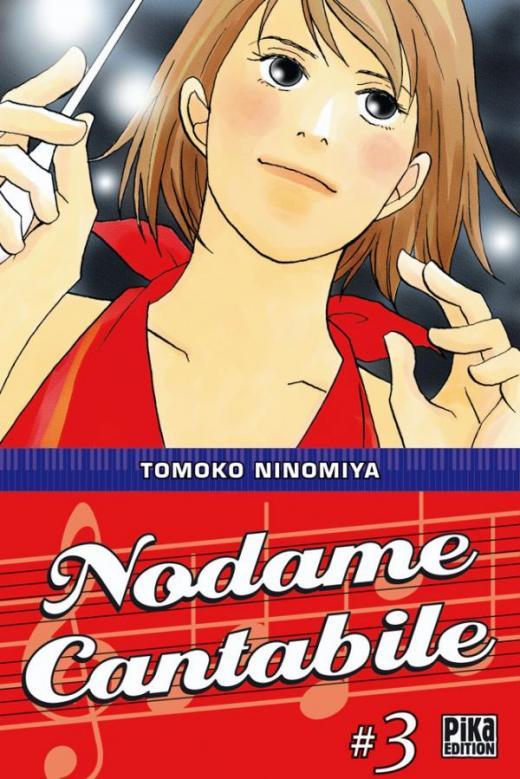 Nodame Cantabile T03