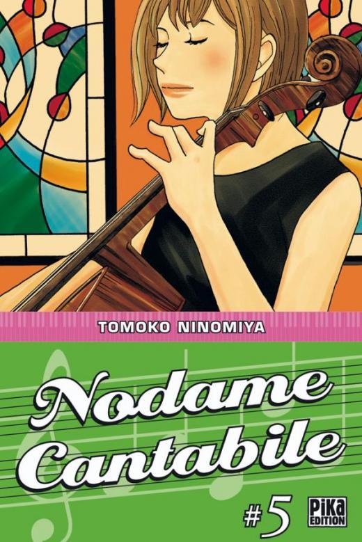 Nodame Cantabile T05
